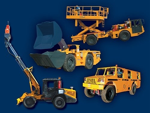 Mining Vehicles