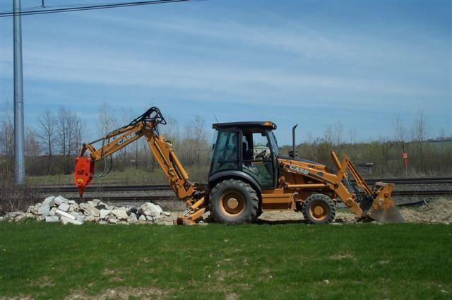 Discontinued Hydraulic Hammers, Hydraulic Breakers   NPKCE