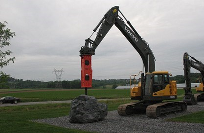 Hydraulic Attachment Rental