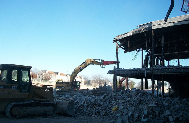 Brownfield Redevelopment