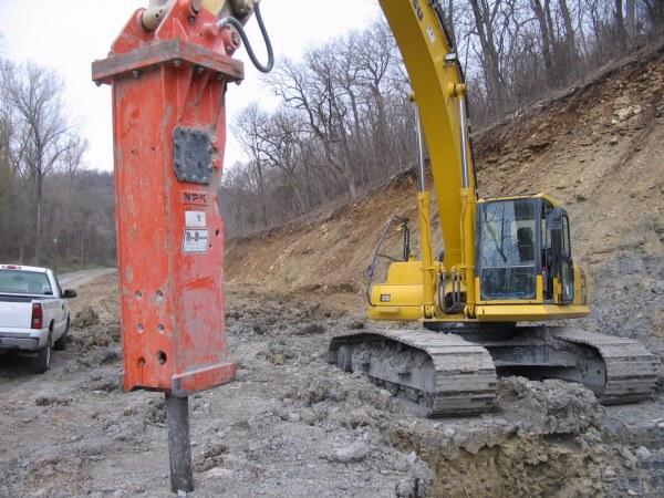 Hydraulic Hammers, Hydraulic Breakers | NPKCE
