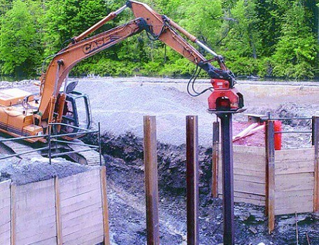 Plate Compactors, Compactor / Drivers, Sheet Pile Drivers