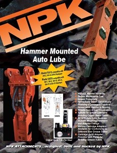 Hydraulic Hammer Accessory Publications