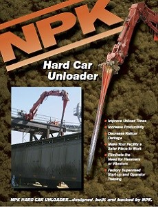 Hard Car Unloader Publications