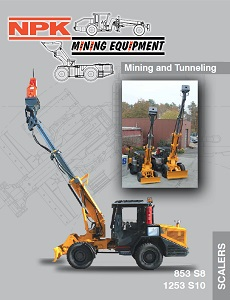 Mining Scaler Sales Brochure