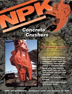 Concrete Crusher Publications