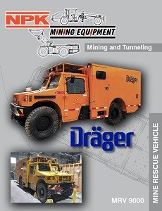 Mine Rescue Vehicle Publications