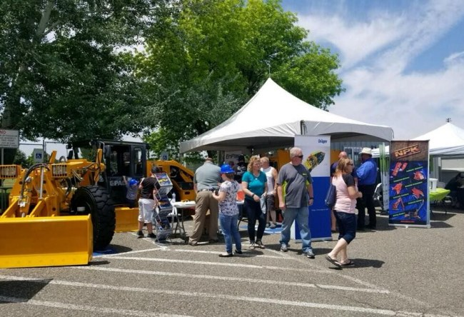 Elko Mining Expo 2018 - NPK Mining Equipment Booth