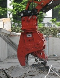 U21JR Concrete Crusher